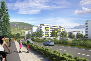 Malé Krasňany ponúkajú aktívny život v 3-izbových nadštandardných bytoch už od 148 000 EUR