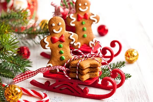 Картинки по запросу имбирные печенья на новый год