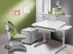 Aké prednosti majú rastúce stoličky a stoličky pre predškolákov a školákov od výrobcu MAYER?