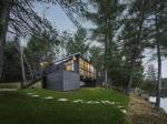Na mieste schátraleho domu postavili moderný zrub!