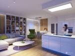 Šikovné riešenie veľkého priestoru pre malý byt!