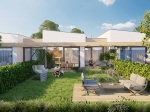 Rezidenčný projekt Pod Zoborom stavil na moderné bývanie