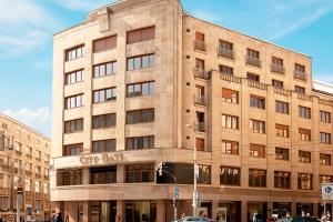 Byty v City Gate ohromia hlavne priestorom