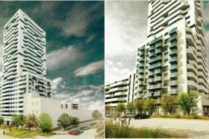 Komfortné bývanie v novej Petržalke, s množstvom zelene