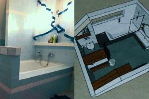 Ako prerobiť 25 ročnú kúpeľňu? Pozrite si naše najlepšie návrhy!