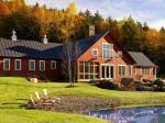 Dokonalé! Táto farma vás očarí nielen krásnym prostredím, ale aj interiérom plným dreva