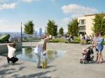 Jedinečná fontána v rezidenciách Grand Koliba bude najvyššie položená v meste Bratislava