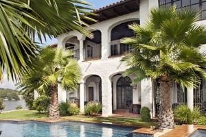 Krásna hacienda v stredomorsokm štýle vás očarí dokonalým prostredím