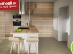 Prerábka zameraná na kuchyňu: Ako sa vám páči riešenie bez tradičnej kuchynskej linky?