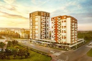 Perla Ružinova už vypredala takmer štvrtinu bytov druhej etapy