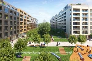 Žijeme mestom! Z novej štvrte Urban Residence všade na skok