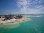 V Dubaji vyrastajú luxusné vily v znamení Vikingov