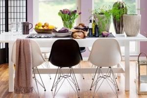 Stôl alebo stolík: Ako urobiť v byte z mini maxi?