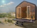 Revolučná novinka vo sfére nehnuteľností ponúka bývanie v obklopení kartónových stien