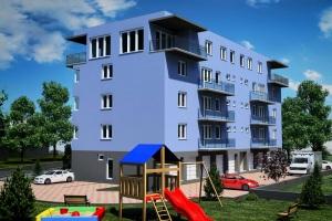 V Trenčíne vyrastie 14 nových bytov